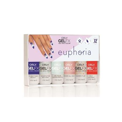 Click to enlarge Gellak Euphoria Gel FX set