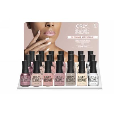 Nailpolish Orly Breathable Nudes Display