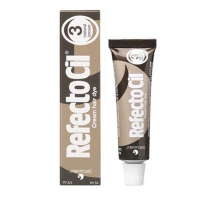 RefectoCil No. 3 natural brown