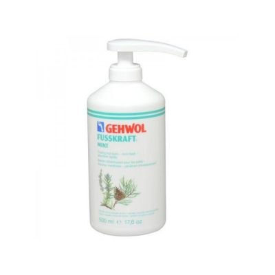 Gehwol Fusskraft Mint 500ml pomp