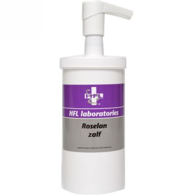 HFL Roselan zalf 450ml. Salon