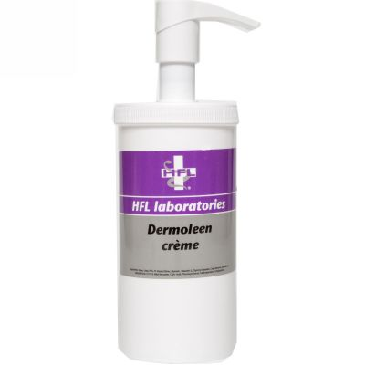 HFL Dermoleen creme 450ml Salon