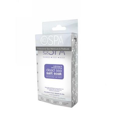 BCL SPA Lavendel Mint Packet Box 4x 15gr