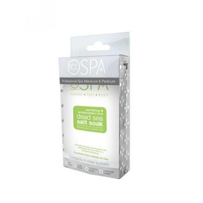 BCL SPA Lemongrass Green Tea  Proefset 4x15gr.