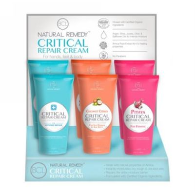 BCL SPA Critical Repair creme combi display