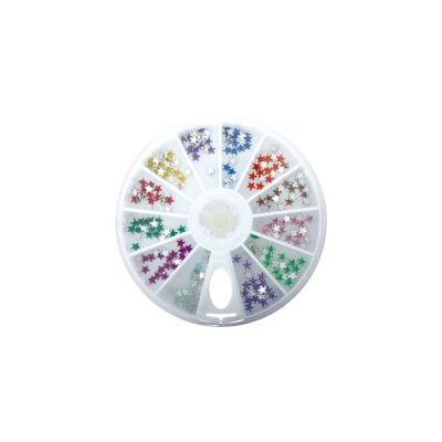 Carrousel Star 12 colors Nailart