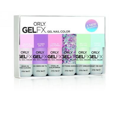Gel FX Seizoens colors